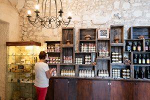 La boutique de la champignonnière